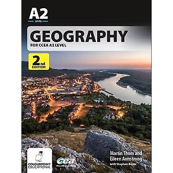Geography for CCEA A2 Level by Martin Thom - 9781780731193 Book