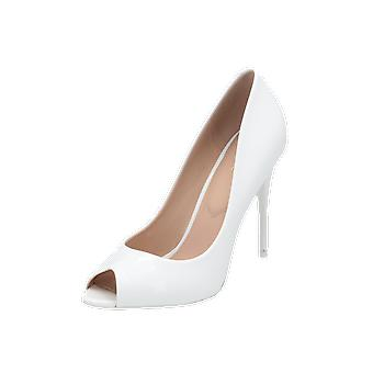 ALDO STELLAA Women's Pumps White High Heels Stilettos Heel Shoes