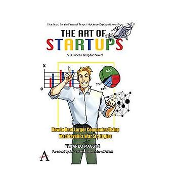 The Art of Startups - How to Beat Larger Companies using Machiavelli's