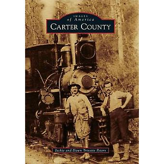 Carter County by Jackie Peters - 9780738594170 Book