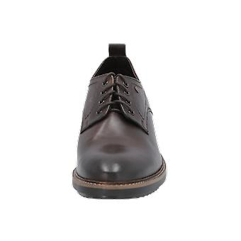 Base London Elba Men's Boots Brown Lace-Up Boots Winter
