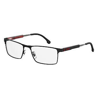 Occhiali neri opachi Carrera 8833 003