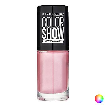 nail polish Color Show Maybelline/20 - blush berry