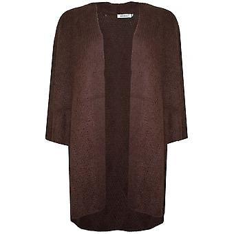 Masai Clothing Lositta Coffee Knit Cardigan