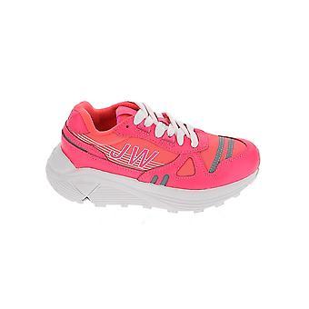 Junya Watanabe Jek1030511 Women-apos;s Pink Fabric Sneakers