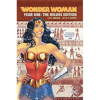 Wonder Woman jaar één door Greg Rucka