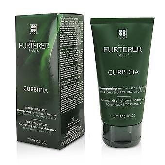 Curbicia puhdistava rituaali normalisoi keteruus shampoo (päänahka altis öljyisyys) 220217 150ml / 5oz