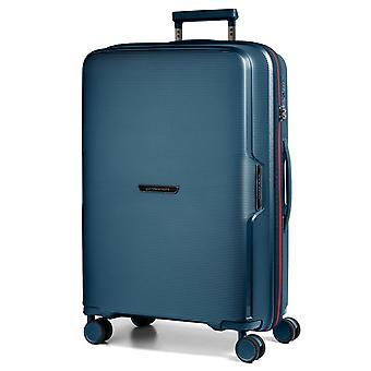 March15 Bel Air Trolley L, 4 wielen, 77 cm, 107 L, blauw
