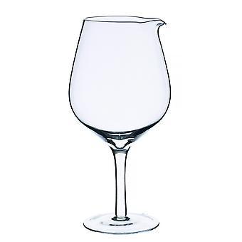 Decanter Vignoble Colore Trasparente in Vetro, L13xP13xA30 cm