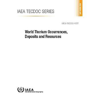 World Thorium Occurrences - Dépôts et ressources par International A