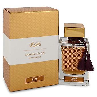 Rasasi qasamat ebhar eau de parfum spray (للجنسين) بواسطة rasasi 548899 65 ml