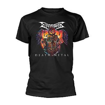 Démembrer Death Metal Officiel Tee T-Shirt Mens Unisex