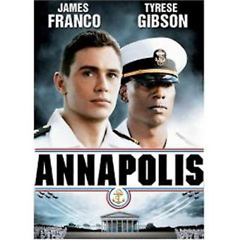 Annapolis [DVD] USA import