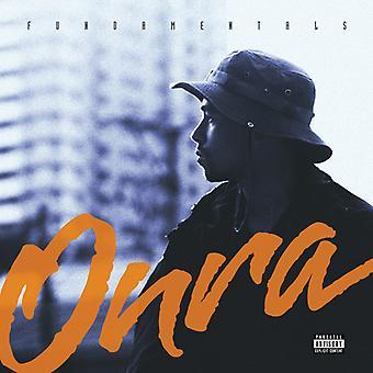 Onra - Fundamentals [CD] USA import