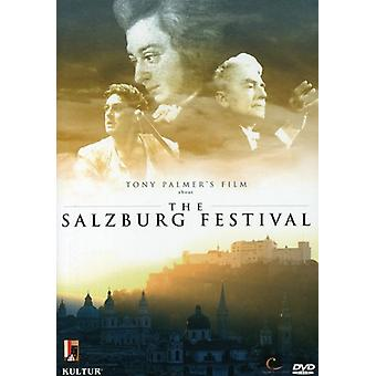 Tony Palmer's Film About the Salzburg Festival [DVD] USA import