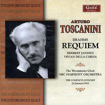J. Brahms - Brahms: Requiem [CD] USA import