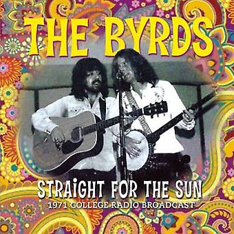 Straight For The Sun [CD] VS import