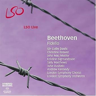 L.V. Beethoven - Beethoven: Fidelio [SACD] USA import
