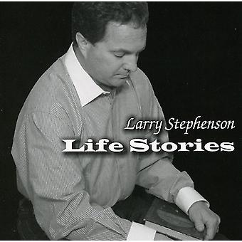 Larry Stephenson - Life Stories [CD] USA import