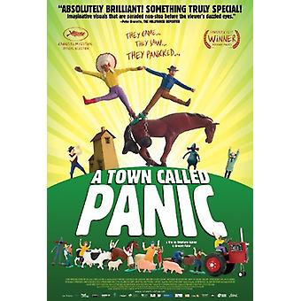 Town Called Panic [DVD] USA import