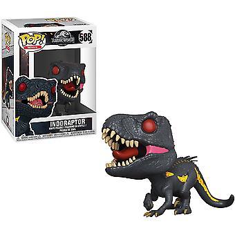 Jurassic World 2 Fallen Kingdom Indoraptor Pop! Vinyl