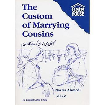 De gewoonte van het trouwen van neven