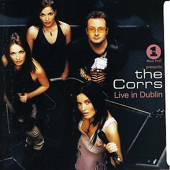 Corrs - Vh1 Presents the Corrs Live in Dublin [CD] USA import