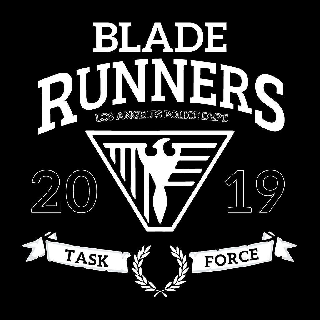 Blade Runner destacamento policía cresta Varsity Jacket del cabrito