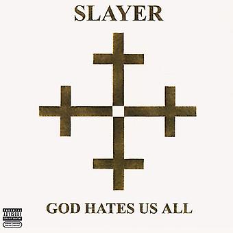 Slayer - Gott hasst uns alle [Vinyl] USA import