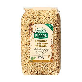 Organic Roasted Sesame 250 g