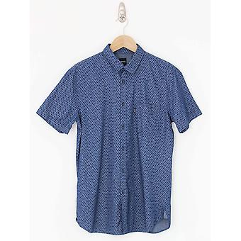 BOSS Casual Magneton Shirt - Dark Blue