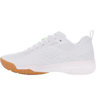Salming Mens Eagle Indoor Sports Training Active Trainers Sneakers Shoe - White