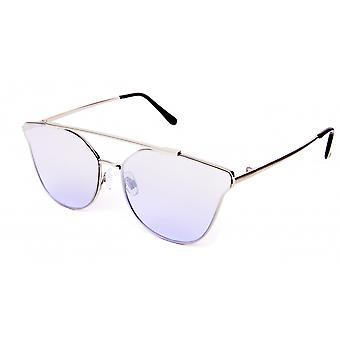 Sunglasses Unisex Cat.2 Purple Lens (19-118)