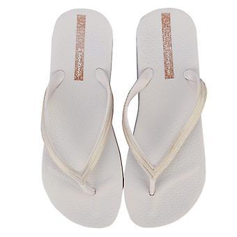 Women's Ipanema Mesh Wedge Sandals in Crema