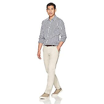 Marca - Goodthreads hombres's Straight-Fit Comfort Stretch Chino Pa...