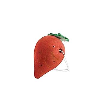 Small N Furry Gnaw T Strawberry Toy