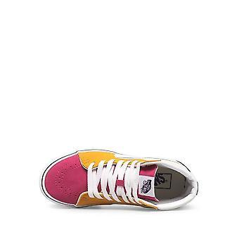 Vans - Shoes - Sneakers - SK8-HIPLATFORM_VN0A3TKNWVY1 - Men - white,deeppink - US 6.5