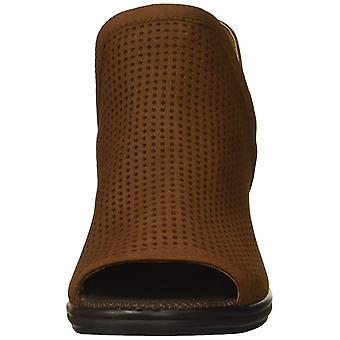 Steven by Steve Madden Womens nc-prime Peep Toe Casual Mule Sandals