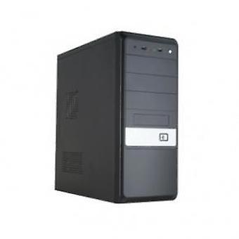 HKC S2 Plus Midi-Tower [ATX, 430W PFC 1x FDD 2x Molex 3x SATA 20+4pin 1x 4pin 120mm fan, Zwart]