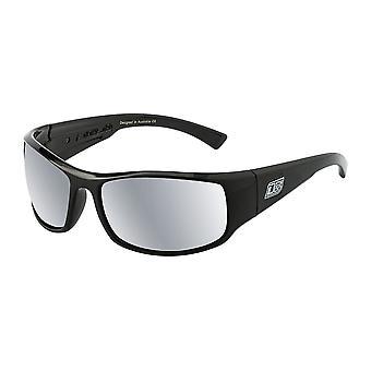Dirty Dog Muzzle Polarised Sunglasses (grey/silver)