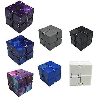 Antistress Infinite Magic Cube Office Stress Reliever Jucării pentru adulți (1 Bucată Random)
