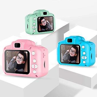 Mini cámara digital, 2 pulgadas, pantalla Hd, Chargable