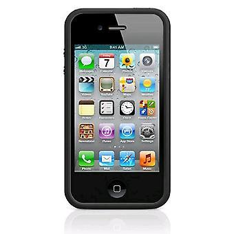 Apple Bumper Case for Apple iPhone 4/4S - Black