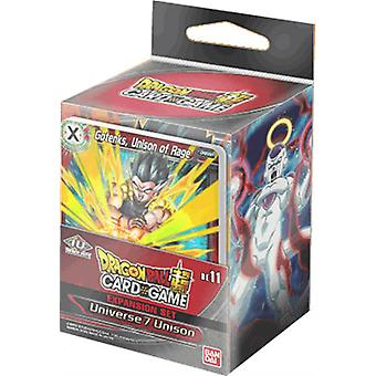 Dragon Ball Super Tcg: Universe 7 Unison - Expansion Set 11