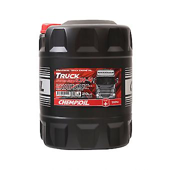 20L Chempioil Truck CH-4 SHPD Super 15W-40 A3/B4 E7 Engine Oil API CI-4/SL VDS-3