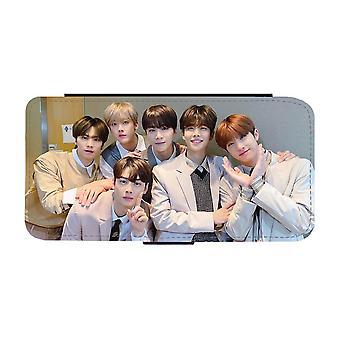 K-pop Astro Samsung Galaxy S9 Wallet Case