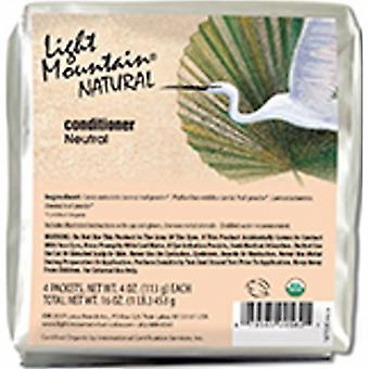Light Mountain Natural Hair Color & Conditioner, Neutral 16 Oz