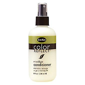 Shikai Color Reflect Styling Conditioner, Mist & Go 8 OZ