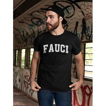 T-shirt Fauci Men-apos;s