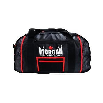 Morgan Endurance Pro Mesh Gear Bag Black Red